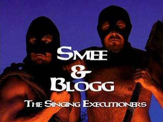 Smee & Blogg :: The Singing Executioners :: 25th Anniversary Merchandise
