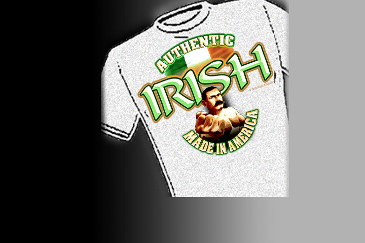 Authentic Irish | Made in America. Select colors and styles available in your choice of Celtic T-shirts | Celtic Hoodies | Celtic Crew Necks.